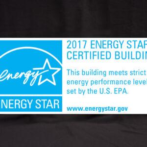 EPA Banner, 2017, for buildings KIT