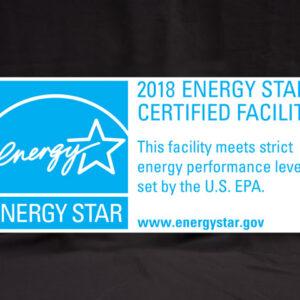 EPA Banner, 2018, for facilities KIT