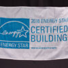 2018 Energy Star Certified Building Flag
