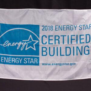 EPA Flag, 2018, for buildings KIT